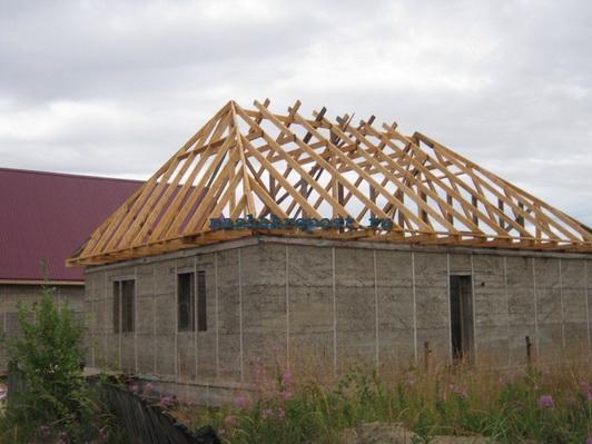 Перекрываем крышу своими руками
