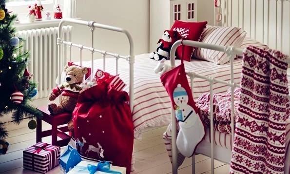 Как украсить детскую комнату на Новый год 2015