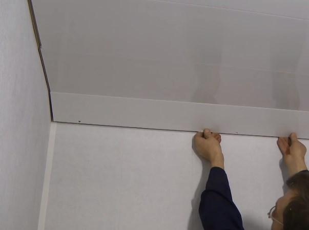 Как сделать потолок из панелей пвх в комнате