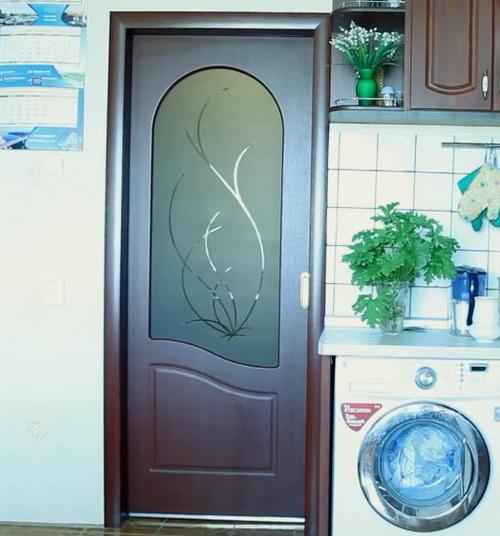 Раздвижные двери своими руками