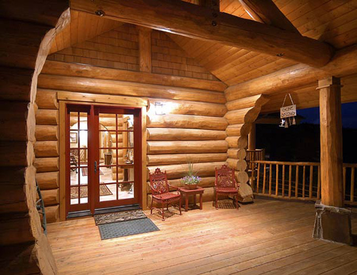 Деревянный дом своими руками – отделочные работы