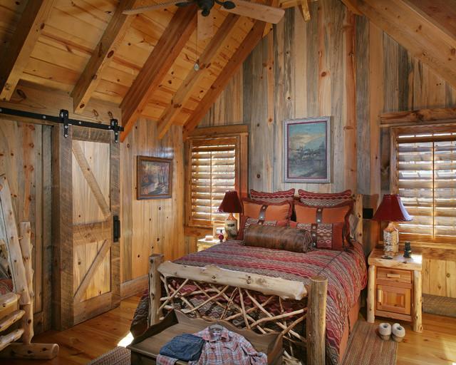 Кровати из массива дерева — лучший выбор в спальню