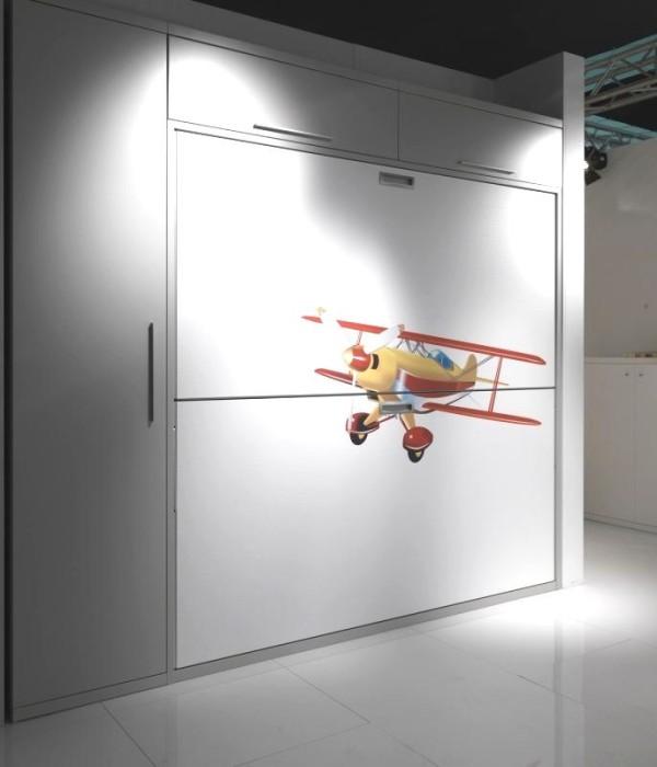 Кровать-трансформер — высший пилотаж функциональности
