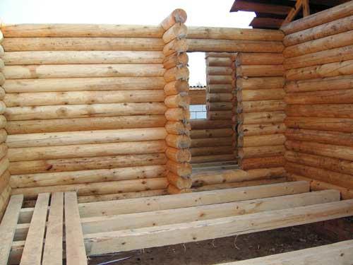 Полы в деревянном доме – особенности конструкции