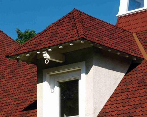 Финская черепица — высокое качество конструкции