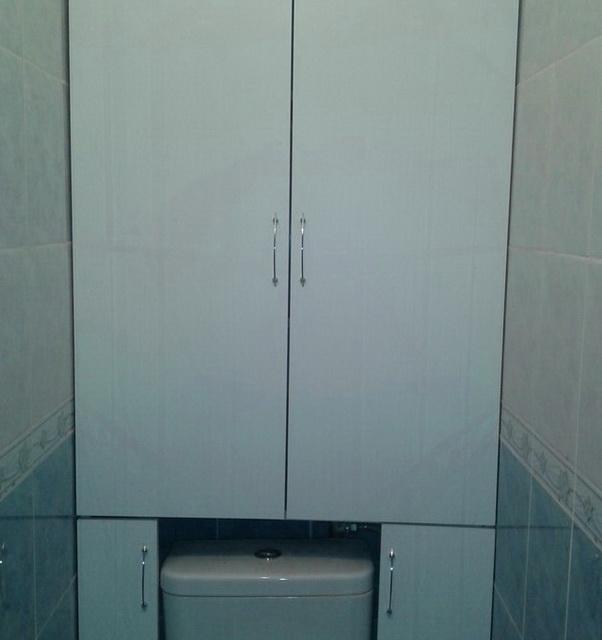 Шкаф на туалет