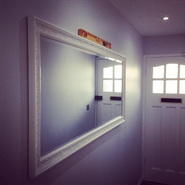 Зеркало в коридор