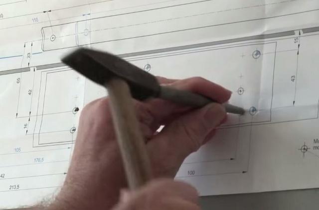 Установка доводчика двери
