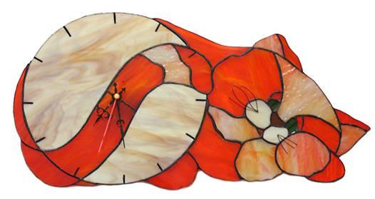 Как сделать витраж: роспись или мозаика