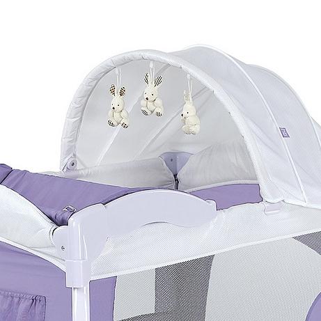 Обзорная экскурсия по кроватям-манежам популярных брендов