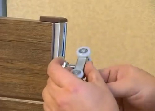 Двери-купе своими руками