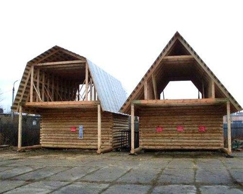 Крыша мансардная: максимально используем полезное пространство