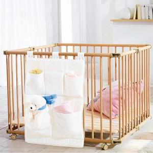 Все про детскую кровать-манеж