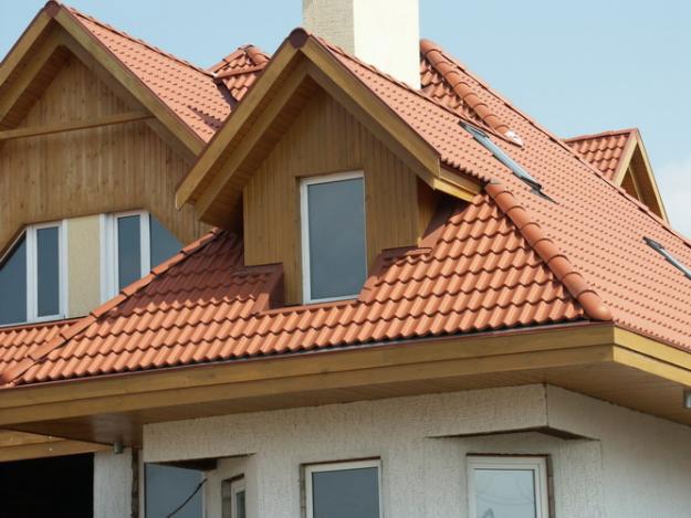 Конструкции крыш домов и их проекты