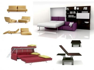 мебель трансформер - мебедь конструктор