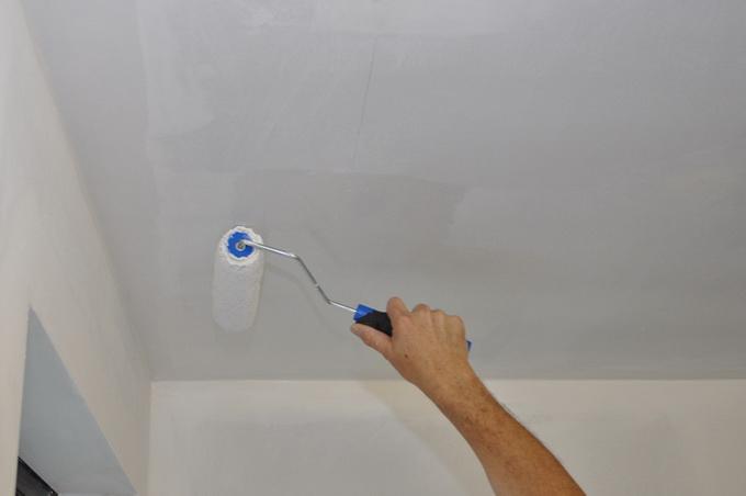 Как покрасить артесонадо водоэмульсионной краской