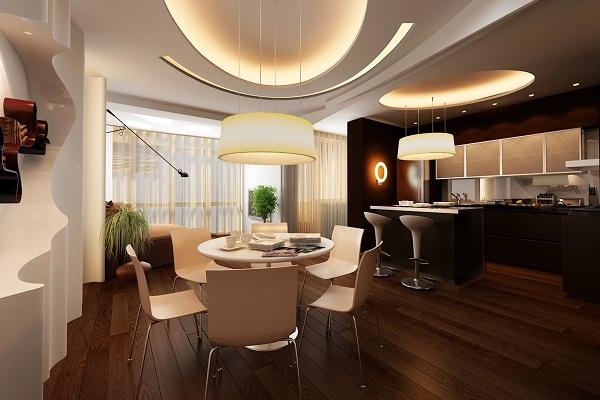 элитные интерьеры домов фото