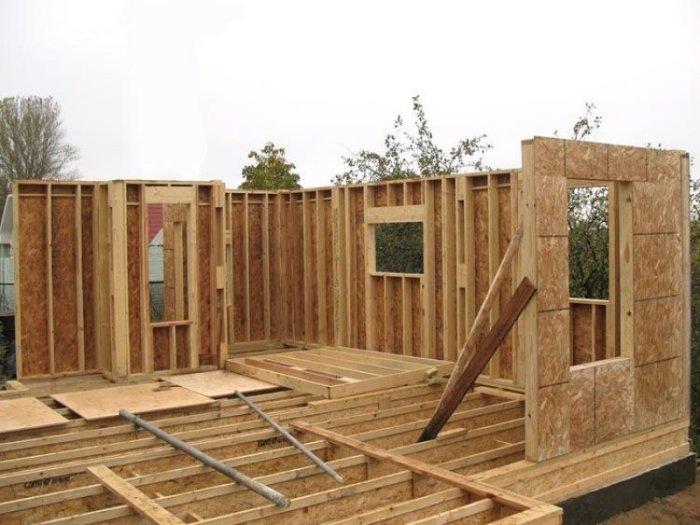 Строительство дачных домов. Материалы, технологии