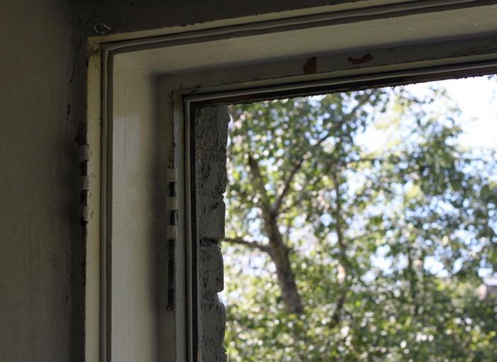 Утепление деревянных окон по  шведской технологии
