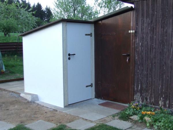 Туалет из осб плиты своими руками 669