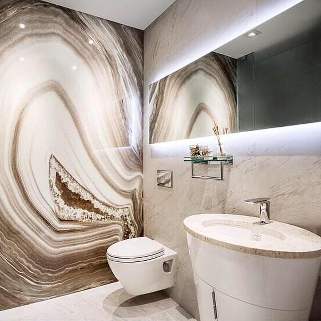 Освещение на туалете