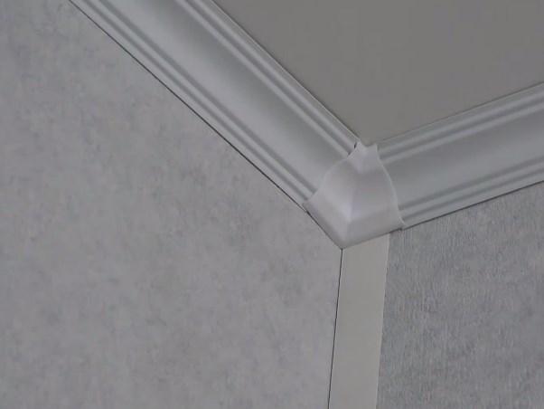 Потолок изо пластиковых панелей своими руками